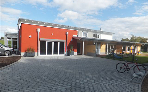 Kindertagesstätte Vogelnest in Mommenheim